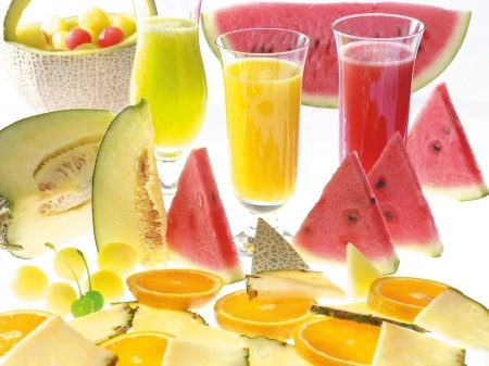 drink juice during dengue fever