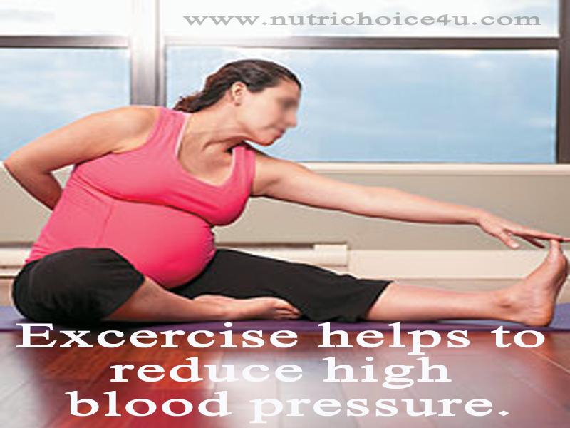 control blood pressure during pregnancy