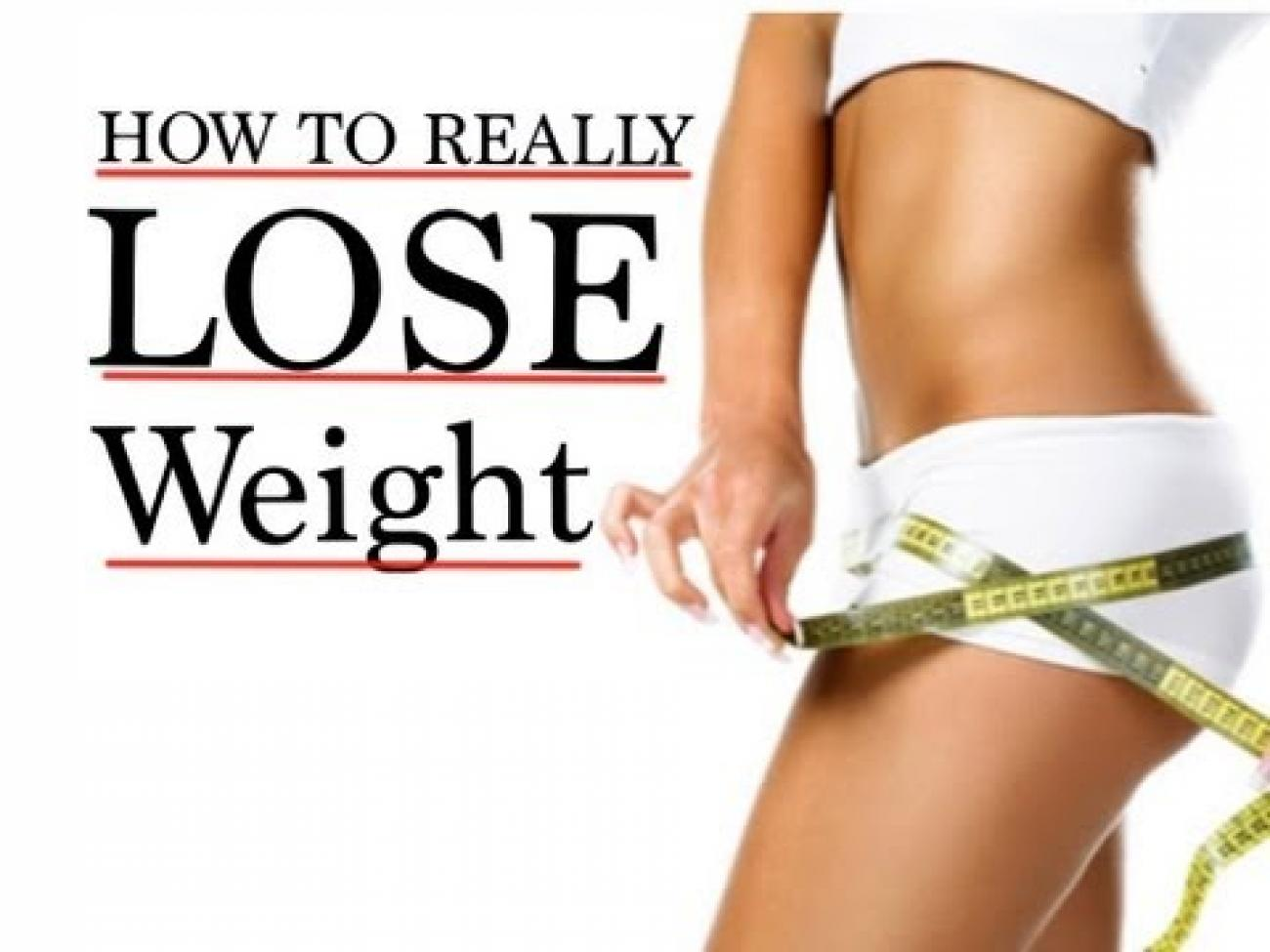 what is the fastest way to lose weight in a month