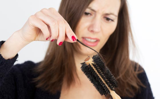Prevent Hair Fall