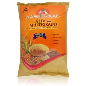 health benefits of multigrain atta