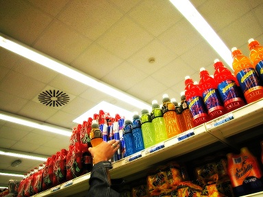 Energy drinks that are harmful