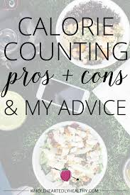 how to calculate calories?