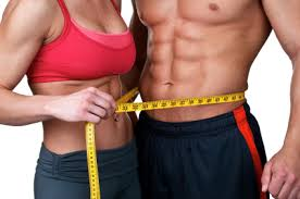 reduce fat to see abs