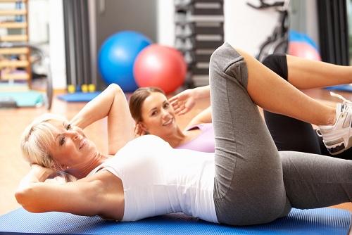 Yoga reduces pressure