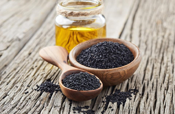 black seed oil - kalonji seeds